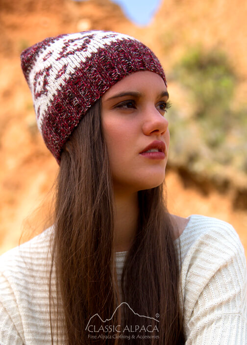 Dallas Baby Alpaca Hat