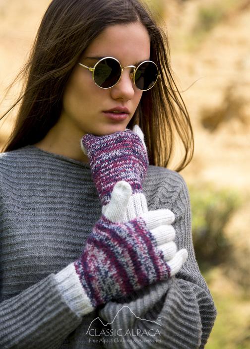Seattle Alpaca Gloves
