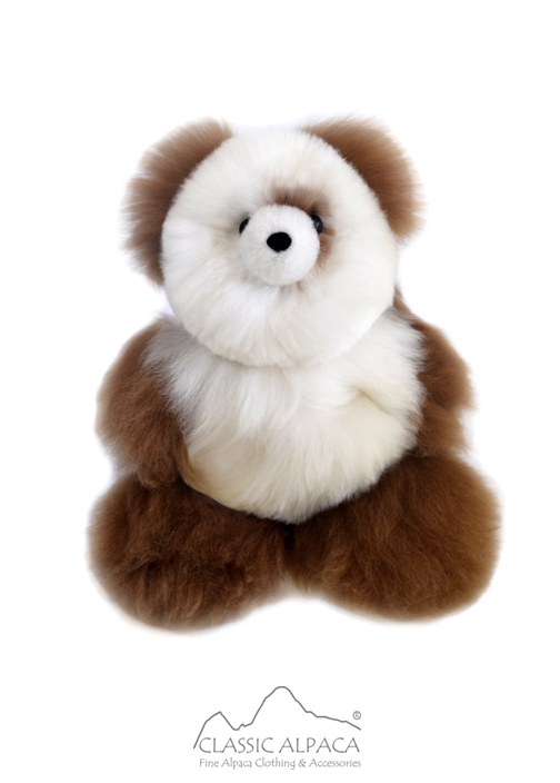 BABY Alpaca Fur-Classic Ornament 14 inches