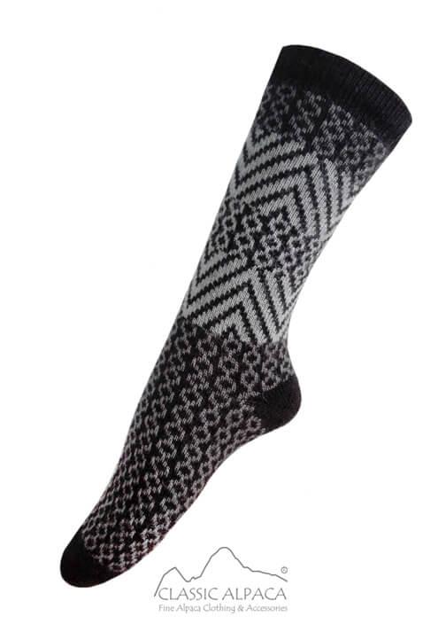 Alpaca Unisex Comfort Socks