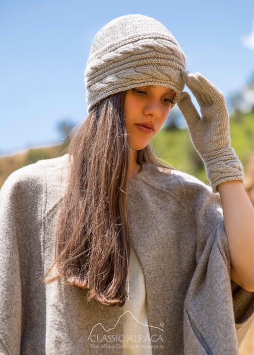 Ginevra Royal Alpaca Hat