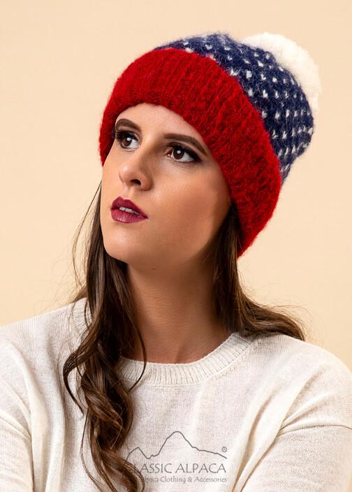American Brushed Alpaca Hat