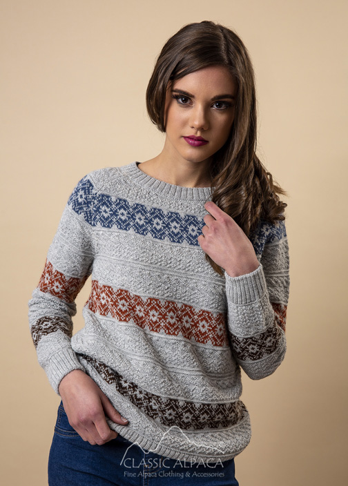 Dahlia Alpaca Sweater