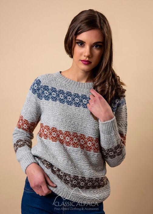Dahlia Alpaca Sweater