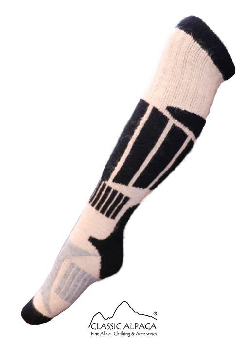 Alpaca Ski & Snowboard Socks