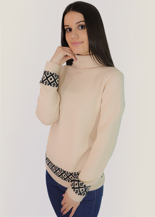 Ebora Alpaca Sweater