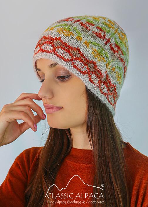 Charlotte Brushed Alpaca Hat