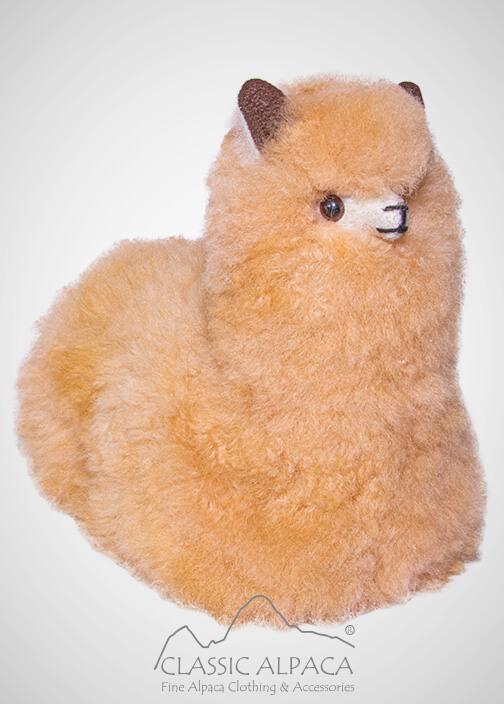 """BABY Alpaca Fur - Cushing Alpaca 6"""""""