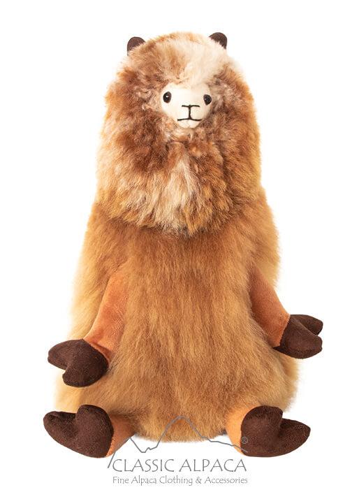 """Baby Alpaca Fur - Paquita Alpaca 16"""""""