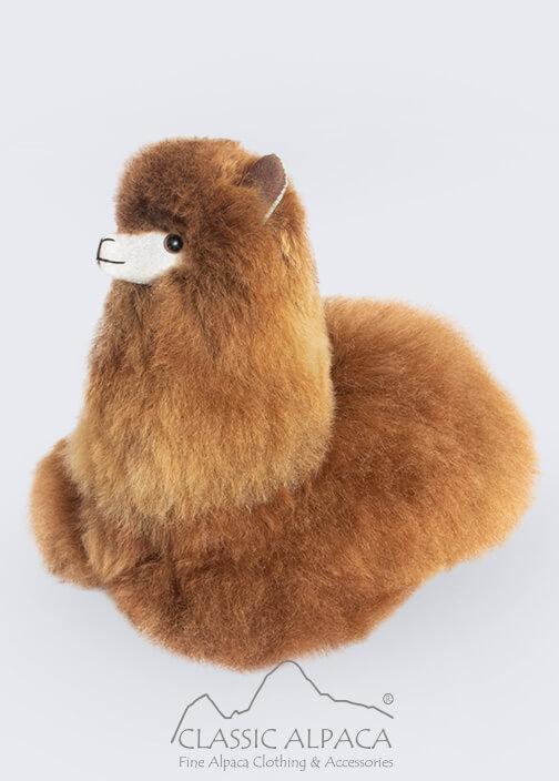 """Baby Alpaca Fur-Cushing Alpaca 7"""""""