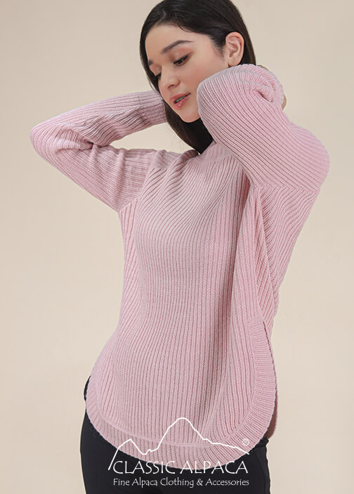 Kate Alpaca Sweater   Classic Alpaca Peru