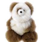 ALPACA Fur - Classic Ornament 17 inches