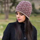 Reversible Letcia Alpaca Hat