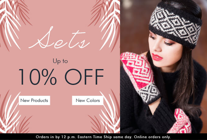 Buy Sets of Alpaca Clothing - Up to 10% OFF