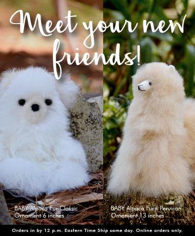 Alpaca Fur Toys for Kids at Wholesa Prices