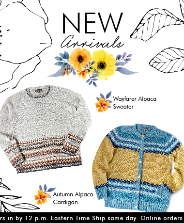 Alpaca Sweaters Wholesale