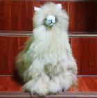 Various ALPACA Fur-Peruvian Ornament 13 inches