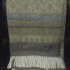 Alpaca Cherokee Blanket in C0403-Beige/Vicuna/Camel | Classic Alpaca Peru