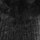 Charcoal-FurCharcoal Janice Baby Alpaca Cape with Fur