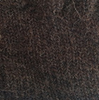 Brown Melange Lace Baby Alpaca Scarf