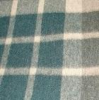 Scottish Blanket in 62-101-Dk.Green/Camel | Classic Alpaca Peru