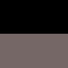 Black-Sand Mlge. Miluska Baby Alpaca Reversible Ruana