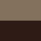 Long Sleeve Empire Alpaca Cardigan in Camel-Brown Melange