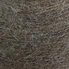 Scallop Lace Alpaca Scarf in Sand Melange | Classic Alpaca Peru