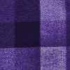 Purple Woven & Brushed Buffalo Baby Alpaca Scarf