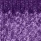 Alpaca Boot Unisex Socks in Purple | Classic Alpaca Peru