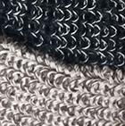 Zahara Alpaca Sweater  in Mixt. Black-Beige-Brown | Classic Alpaca Peru