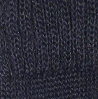 Navy Alpaca Diabetic Unisex Socks