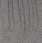Grey Alpaca Diabetic Unisex Socks