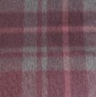 Scottish Blanket in 102-12-Burgundy-Grey | Classic Alpaca Peru
