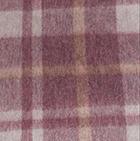 Scottish Blanket in 102-09-Burgundy-Lt. Grey-Beige