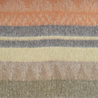 CO272-Camel-Peach Alpaca Cherokee Blanket