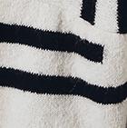 Natural-Black Annaisha Alpaca Sweater