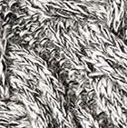 Mixt. Natural-Black Arlette Baby Alpaca Tie Scarf