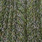 Mixt.-Green Mlg-Grey Mlg. Alpaca Cable Fingerless Gloves