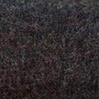 Mixt. Charcoal-Black-Vicuna FurBrown PREMIUM Royal Alpaca Fabric Fur Hat