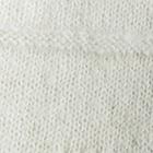 Natural Asymmetric Alpaca Sweater
