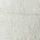 Natural Asymmetric Alpaca Sweater