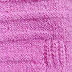 Lt. Pink Asymmetric Alpaca Sweater