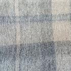 102-Beige-Brown Heather Scottish Blanket