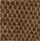 Brown-Camel Honeycomb Baby Alpaca Hat