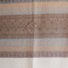 CO200-Natural/Beige/Cinnamong Alpaca Cherokee Blanket