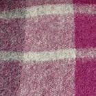 812-Purple-Grey Scottish Blanket
