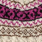 Natural-Comb1 Andean Cable Alpaca Kids-Hat