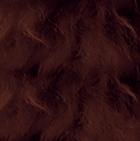 Brown PREMIUM Baby Suri Fur - Classic Ornament 15 inches