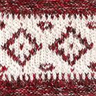 Mixt. Natural-Red Dallas Baby Alpaca Headband